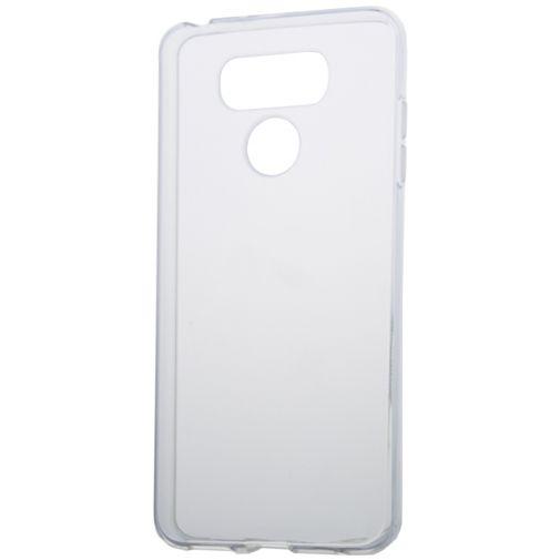 Productafbeelding van de Mobilize Gelly Case Clear LG G6