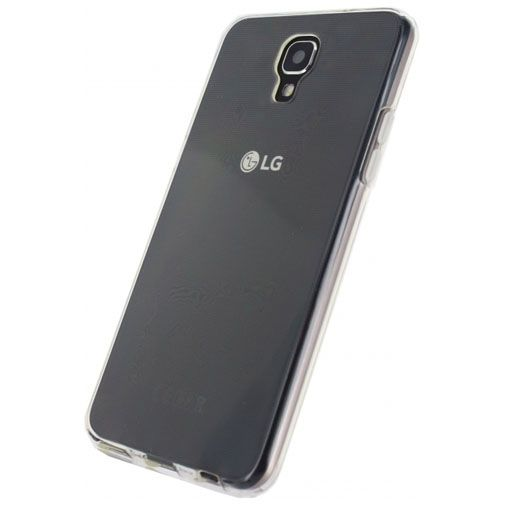 Mobilize Gelly Case Clear LG X Screen