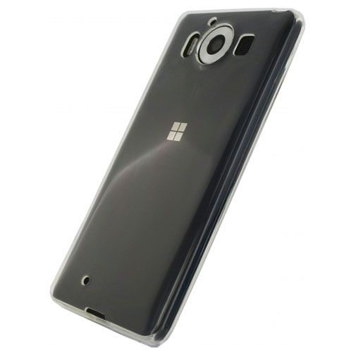 Mobilize Gelly Case Clear Microsoft Lumia 950