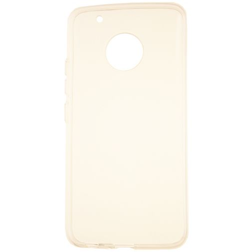 Mobilize Gelly Case Clear Motorola Moto G5 Plus