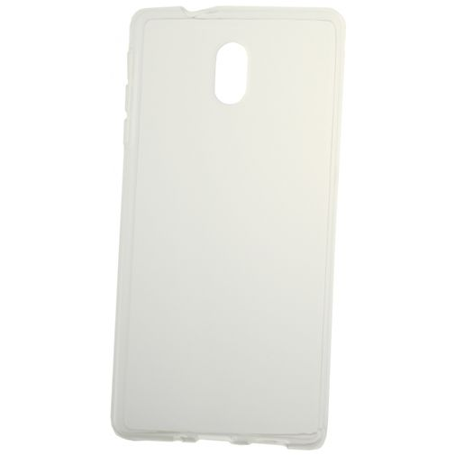 Mobilize Gelly Case Clear Nokia 3