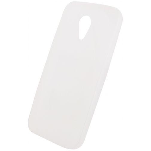 Productafbeelding van de Mobilize Gelly Case Milky White Motorola New Moto G