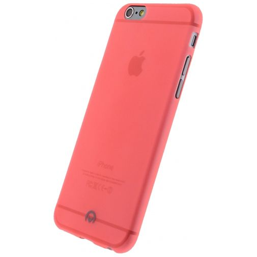 Productafbeelding van de Mobilize Gelly Case Ultra Thin Neon Orange Apple iPhone 6/6S