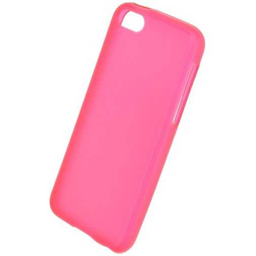Mobilize Gelly Case Transparent Pink Apple iPhone 5C