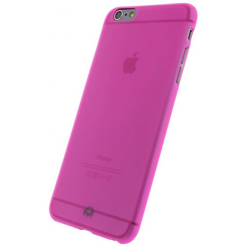 Productafbeelding van de Mobilize Gelly Case Pink Apple iPhone 6 Plus/6S Plus