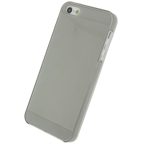 Mobilize Gelly Case Smokey Grey Apple iPhone 5/5S/SE