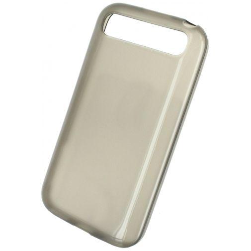 Productafbeelding van de Mobilize Gelly Case Smokey Grey BlackBerry Classic