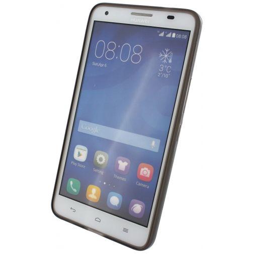 Mobilize Gelly Case Smokey Grey Huawei Ascend G750