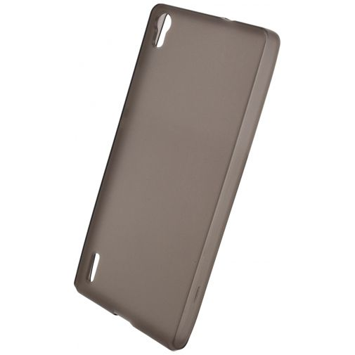 Mobilize Gelly Case Smokey Grey Huawei Ascend P7