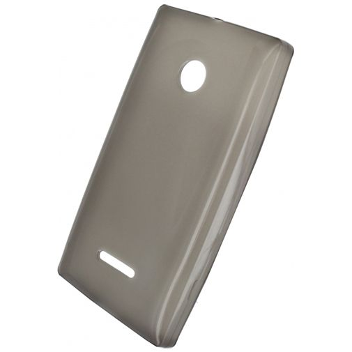 Mobilize Gelly Case Smokey Grey Microsoft Lumia 435