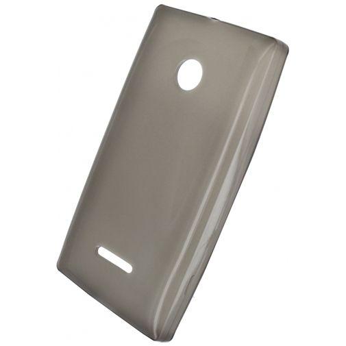 Mobilize Gelly Case Smokey Grey Microsoft Lumia 435