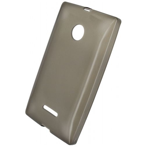 Mobilize Gelly Case Smokey Grey Microsoft Lumia 532