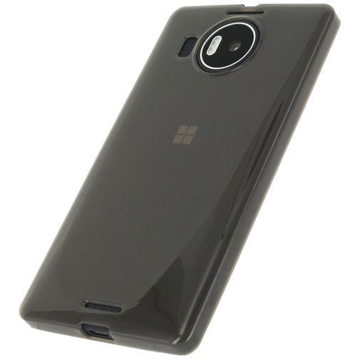 Mobilize Gelly Case Smokey Grey Microsoft Lumia 950 XL