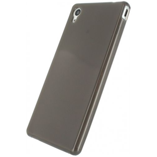 Mobilize Gelly Case Smokey Grey Sony Xperia M4 Aqua