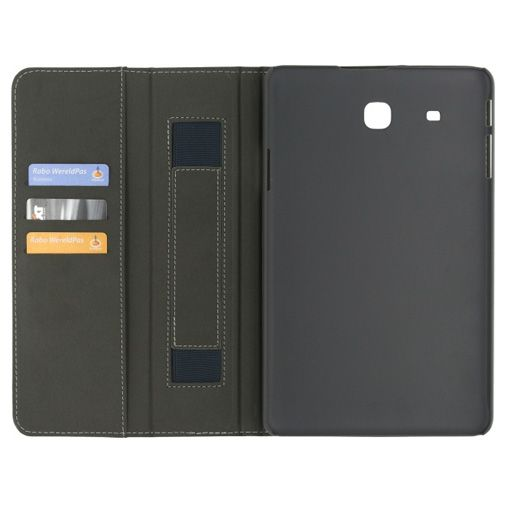 Mobilize Premium Folio Case Black Samsung Galaxy Tab E 9.6