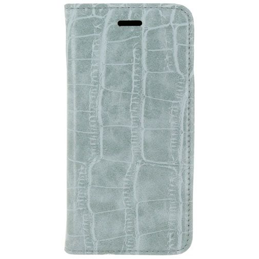Mobilize Premium Magnet Book Case Alligator Mystic Blue Samsung Galaxy S6