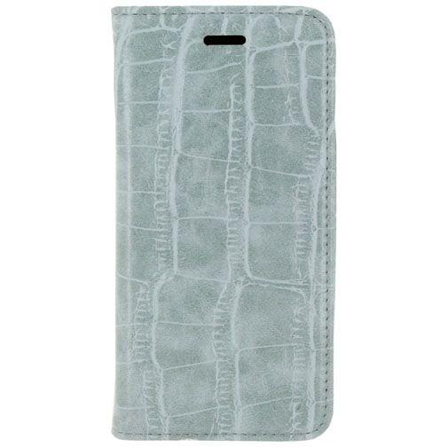 Mobilize Premium Magnet Book Case Alligator Mystic Blue Samsung Galaxy S7