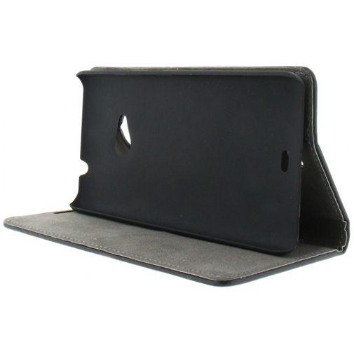 Mobilize Premium Magnet Book Case Black Microsoft Lumia 535