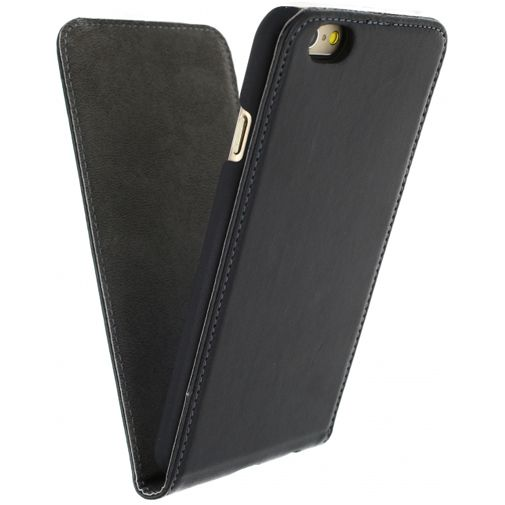 Mobilize Premium Magnet Flip Case Black Apple iPhone 6/6S