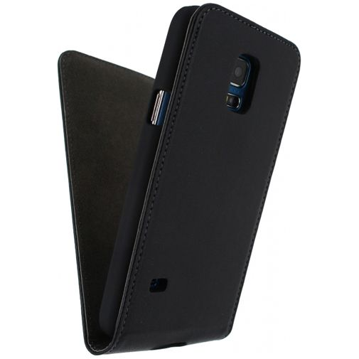 Mobilize Premium Magnet Flip Case Black Samsung Galaxy S5 Mini