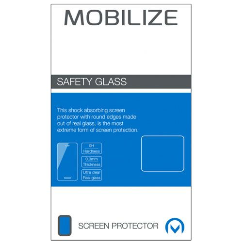 Mobilize Safety Glass Screenprotector Huawei P8 Lite 2017