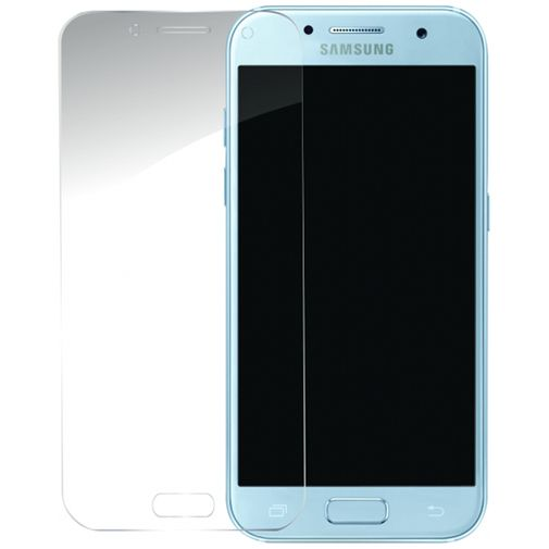 Mobilize Safety Glass Screenprotector Samsung Galaxy A3 (2017)