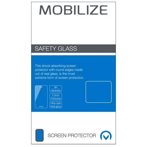 Productafbeelding van de Mobilize Safety Glass Screenprotector Samsung Galaxy S8+