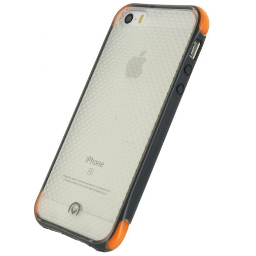 Mobilize Shockproof Case Grey Apple iPhone 5/5S/SE