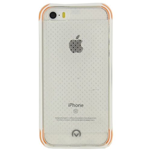Mobilize Shockproof Case White Apple iPhone 5/5S/SE