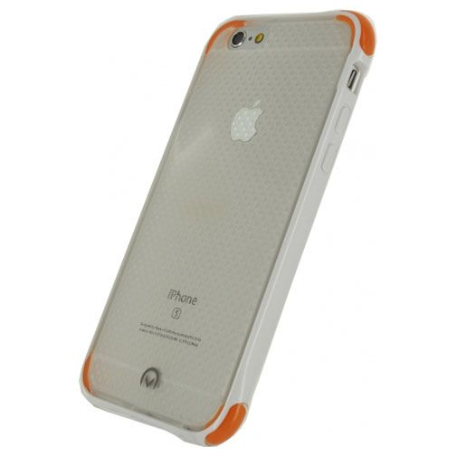 Mobilize Shockproof Case White Apple iPhone 6/6S