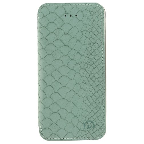 Mobilize Slim Booklet Soft Snake Wild Moss Apple iPhone 5/5S/SE