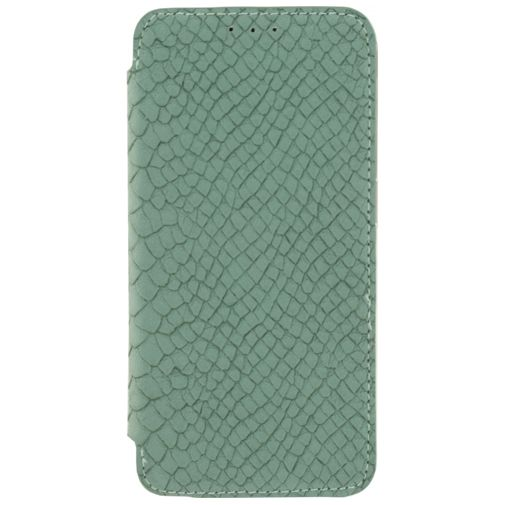 Mobilize Slim Booklet Soft Snake Wild Moss Samsung Galaxy S6