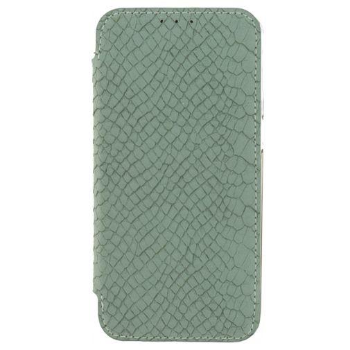 Mobilize Slim Booklet Soft Snake Wild Moss Samsung Galaxy S7 Edge