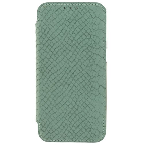 Mobilize Slim Booklet Soft Snake Wild Moss Samsung Galaxy S7