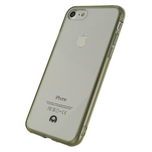 Mobilize Slim Naked Protection Case Grey/Transparent Apple iPhone 7/8