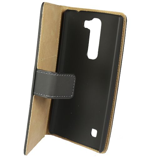 Mobilize Slim Wallet Book Case Black LG G4c
