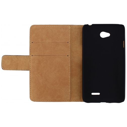 Mobilize Slim Wallet Book Case Black LG L70