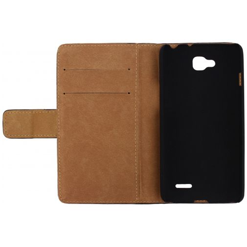 Mobilize Slim Wallet Book Case Black LG L90