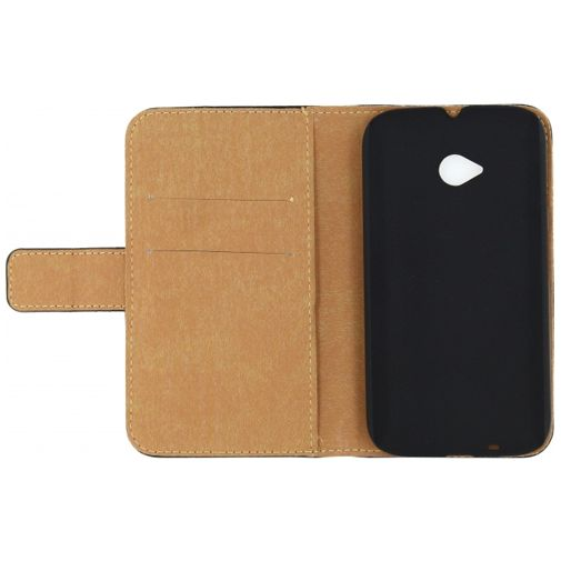 Mobilize Slim Wallet Book Case Black Motorola New Moto E