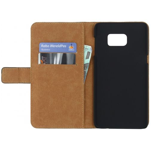 Mobilize Slim Wallet Book Case Black Samsung Galaxy S6 Edge Plus