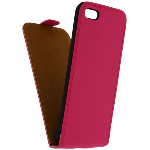 Mobilize Ultra Slim Flip Case Fuchsia Apple iPhone 5C