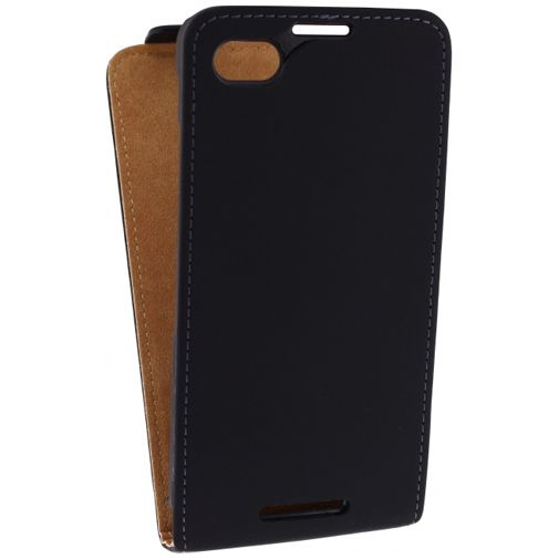 Mobilize Ultra Slim Flip Case Black BlackBerry Z30