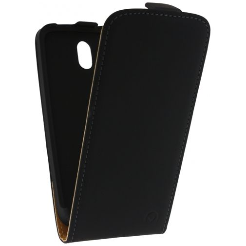 Mobilize Ultra Slim Flip Case Black HTC Desire 500