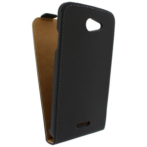 Mobilize Ultra Slim Flip Case Black HTC Desire 516