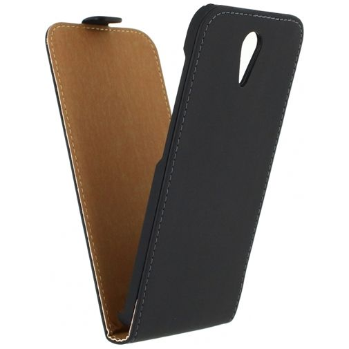 Mobilize Ultra Slim Flip Case Black HTC Desire 620