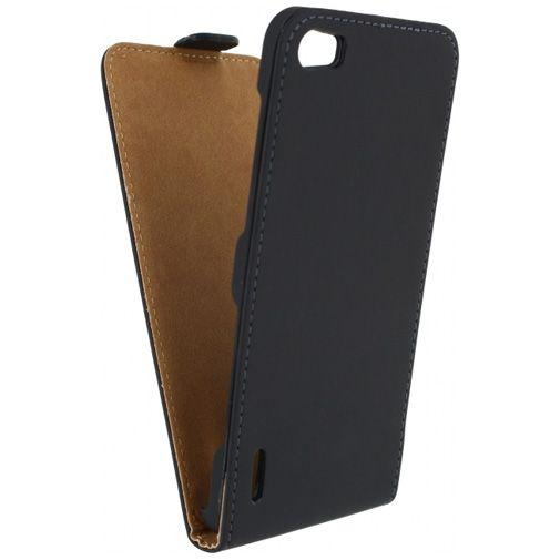 Mobilize Ultra Slim Flip Case Black Honor 6