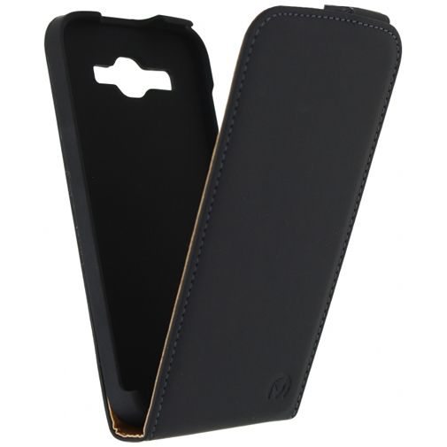 Mobilize Ultra Slim Flip Case Black Huawei Ascend Y540 Dual Sim