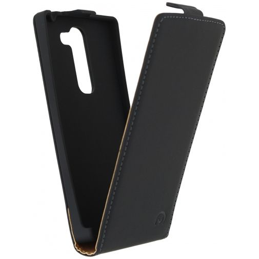 Mobilize Ultra Slim Flip Case Black LG Spirit