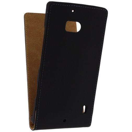 Mobilize Ultra Slim Flip Case Black Nokia Lumia 930