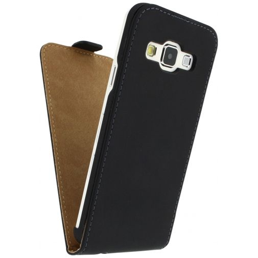 Mobilize Ultra Slim Flip Case Black Samsung Galaxy A3